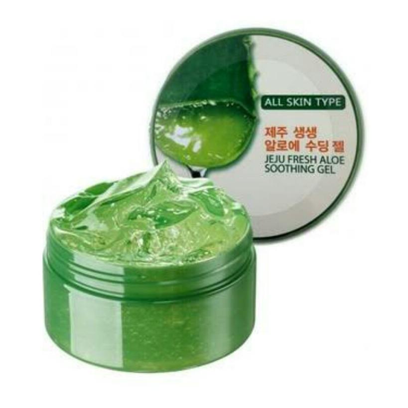 Beauty K Jeju Fresh Aloe Soothing Gel
