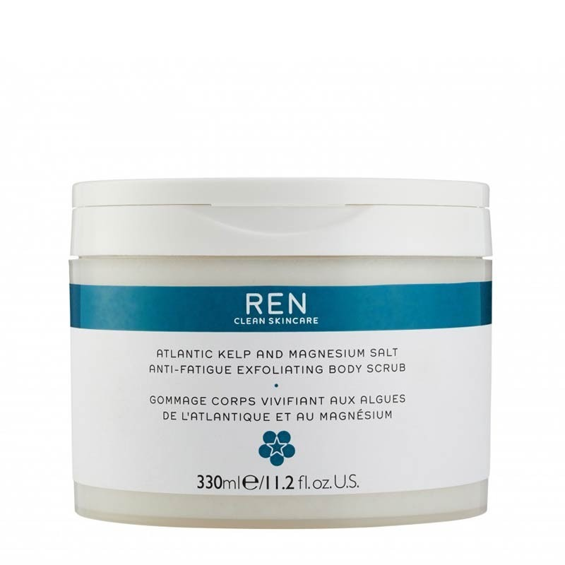 REN Atlantic Kelp and Magnesium Anti-Fatigue Exfoliating Body Scrub