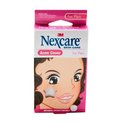 Nexcare Acne Cover Fun Pack