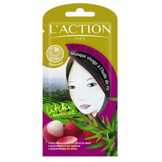 L'Action Paris Rice Oil Face Mask