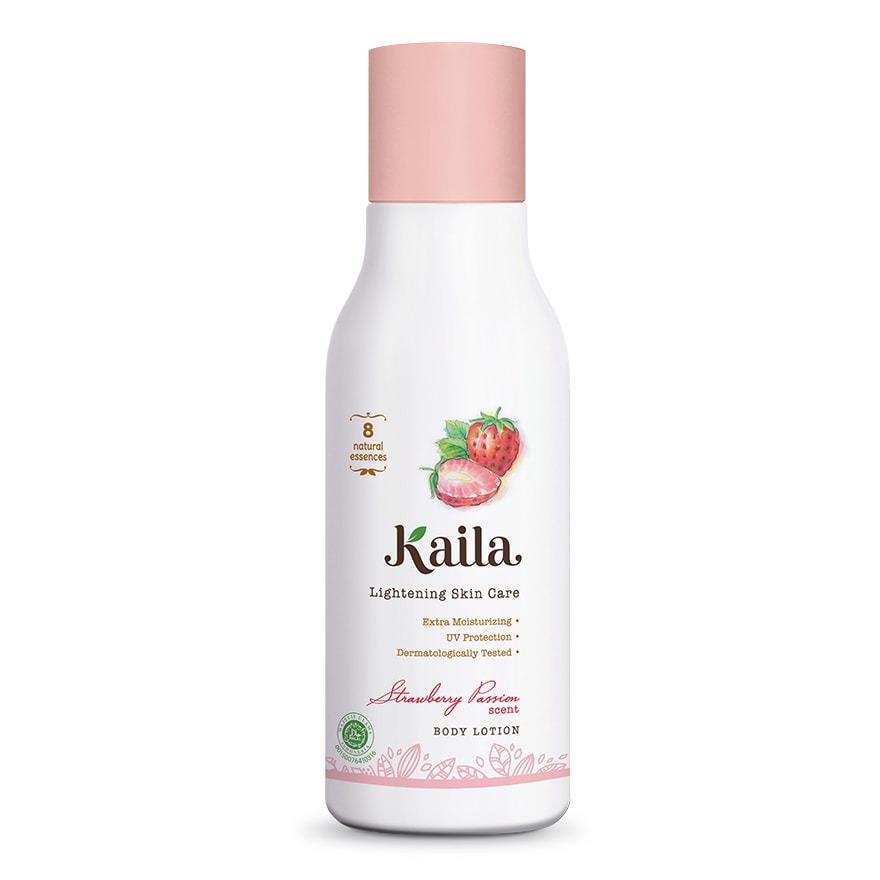 Kaila KAILA Body Lotion Strawberry