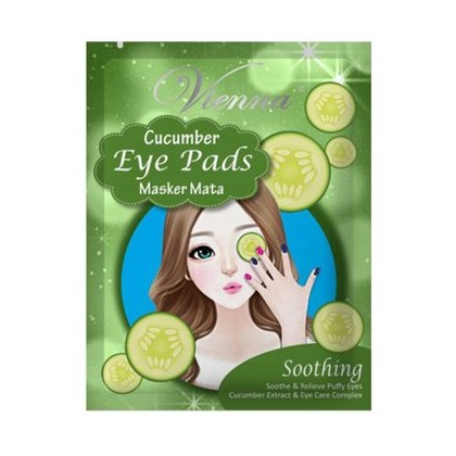 Vienna Cucumber eye pads