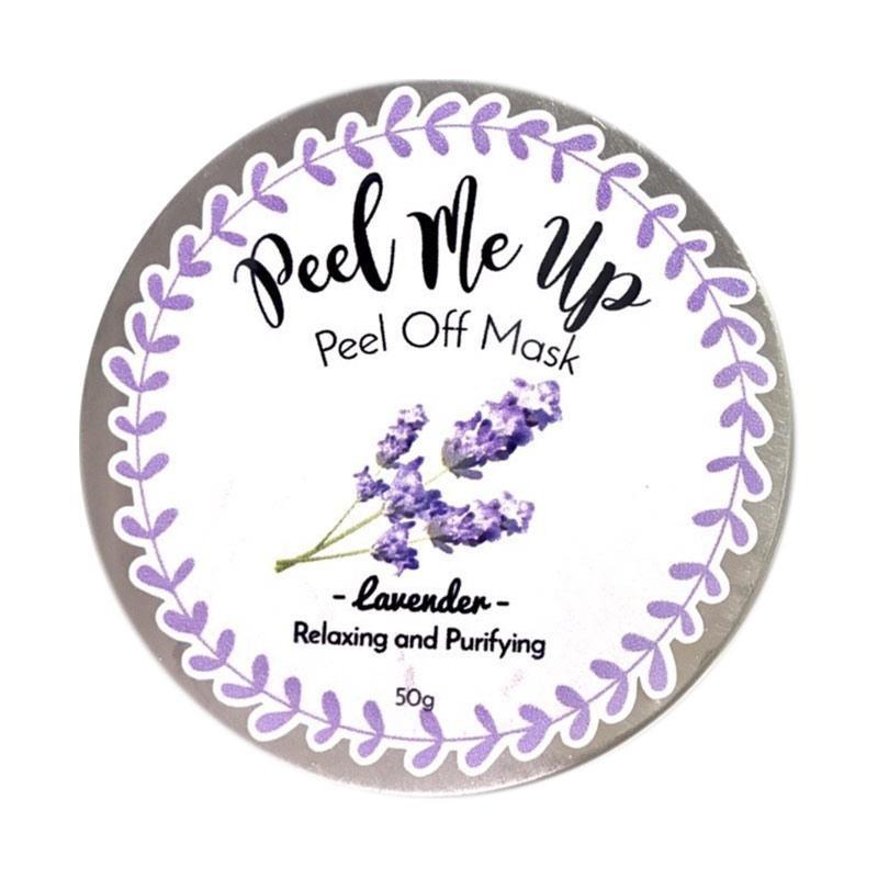 PeelMeUp Lavender Mask