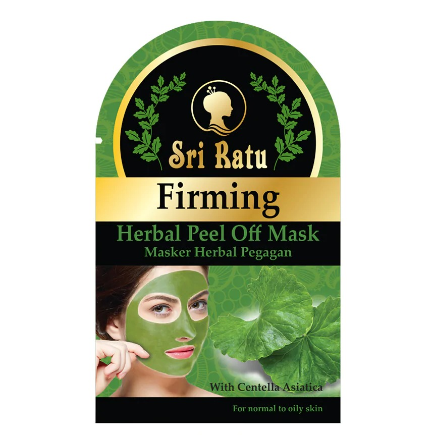 Sri Ratu Firm Herbal Peel Off Mask