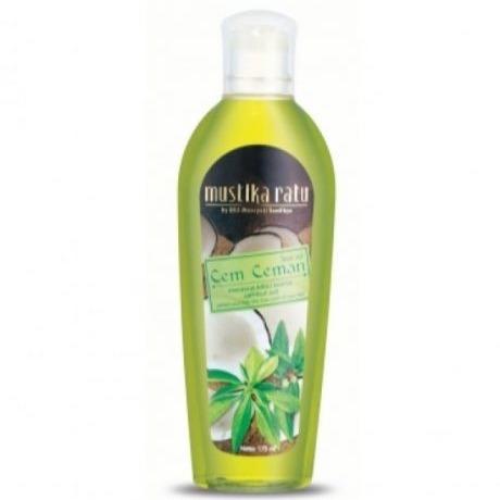 Mustika Ratu Cem Ceman Hair Oil