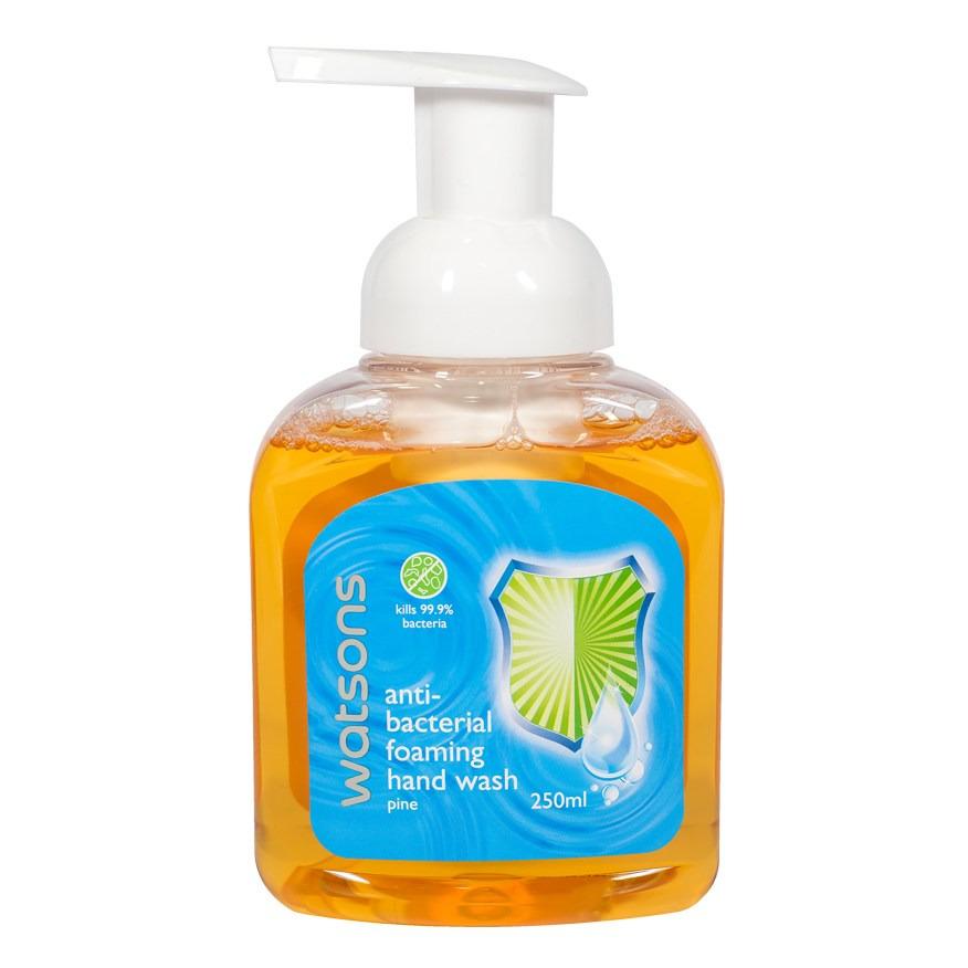 Watson Anti Bacterial Foaming Hand Wash Pine