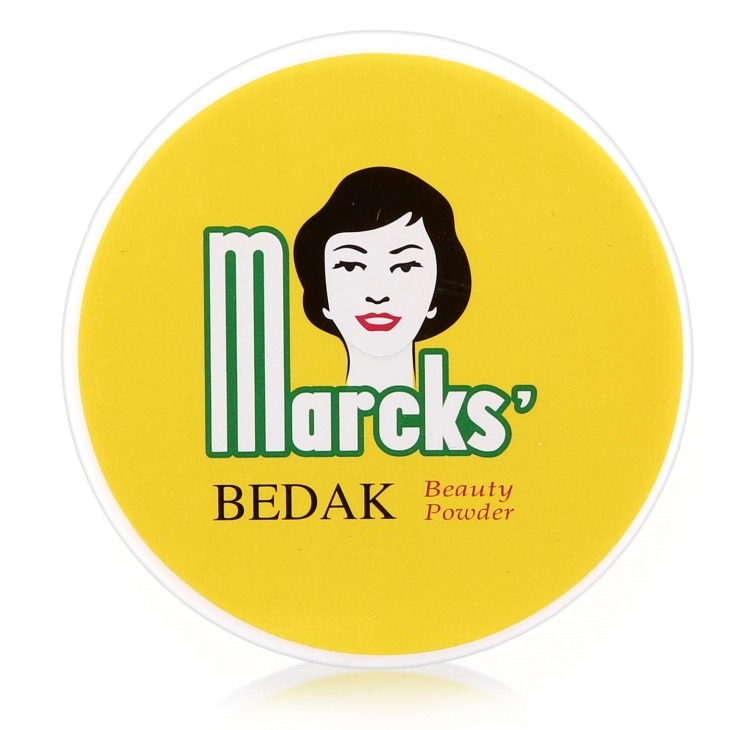 Marcks Active Beauty Powder