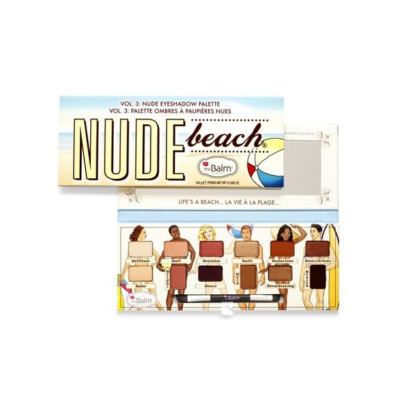 The Balm Nude Beach Eyeshadow Palette