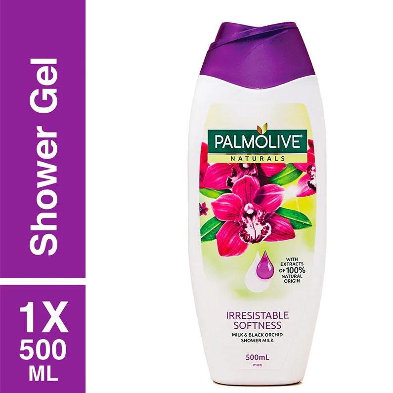 PALMOLIVE Naturals Milk & Black Orchid 500ml