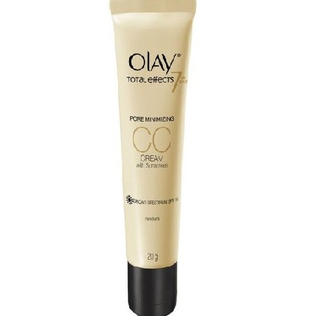 Olay Total Effects 7 in One Pore Minimizing CC Cream with Sunscreen SPF15