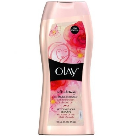 Olay Silky Berry Body Lotion