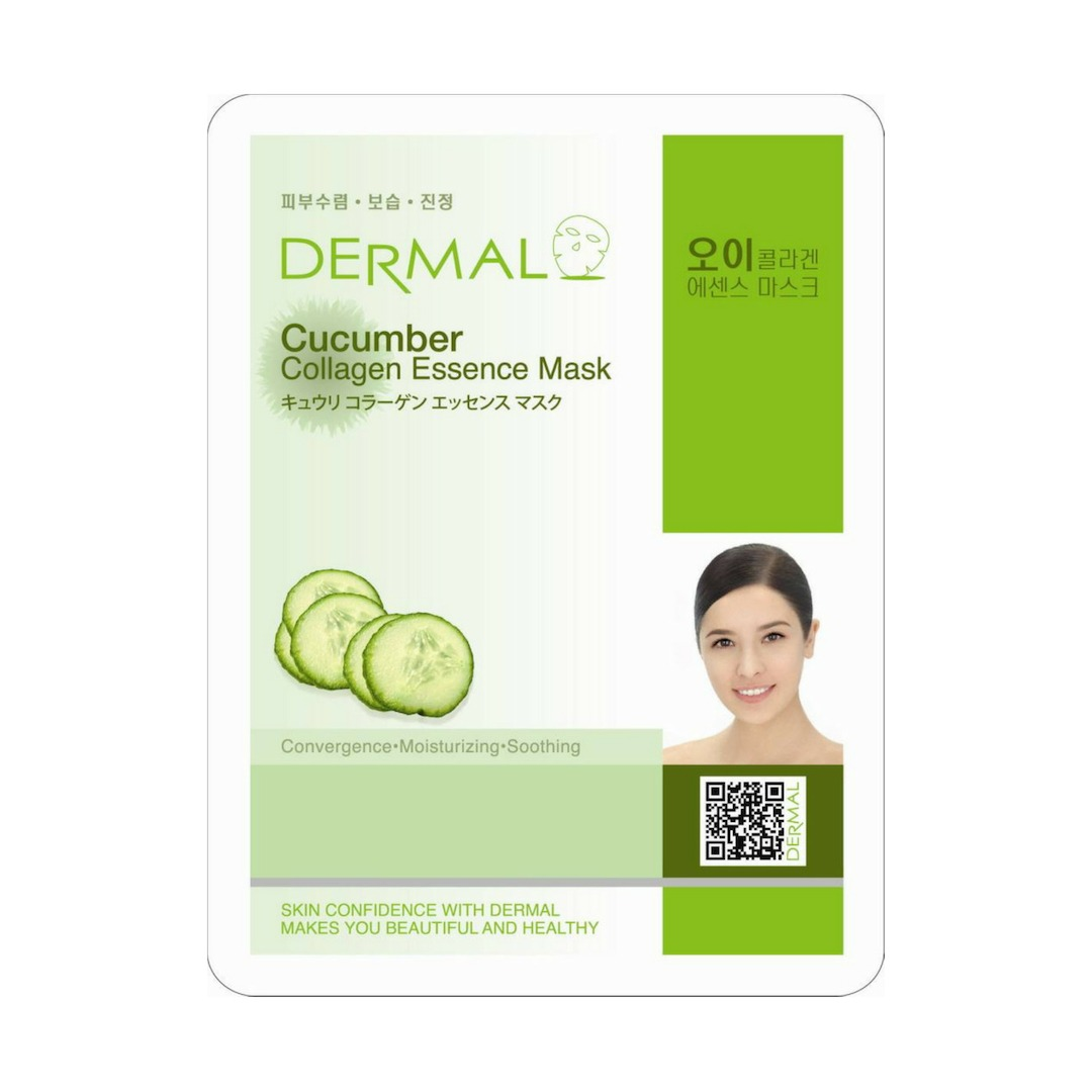 Dermal Cucumber Collagen Essence Mask