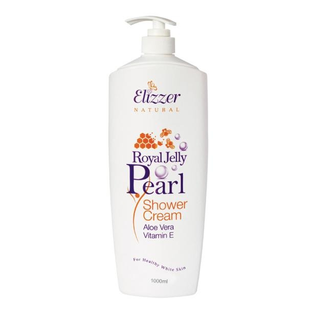 Elizzer Shower Cream Royal Jelly