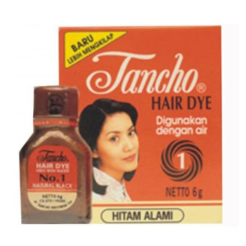 Tancho Pomade Hair Dye no. 1