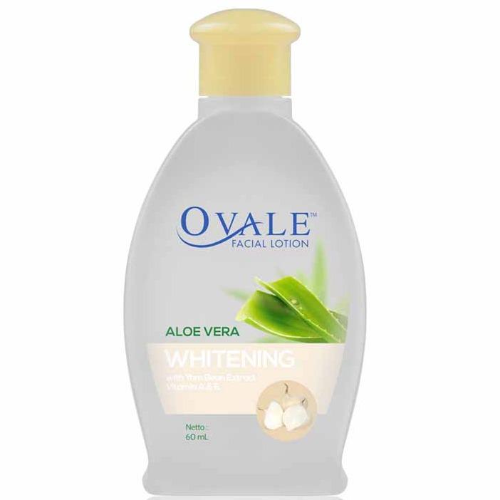 Ovale Facial Lotion Aloe Vera Whitening