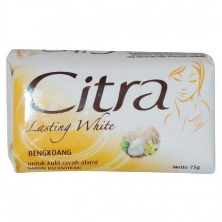 Citra Lasting White Sabun Kecantikan Bengkoang