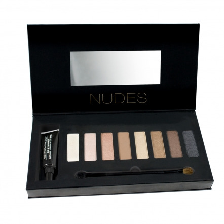 StudioMakeup Nudes Palette