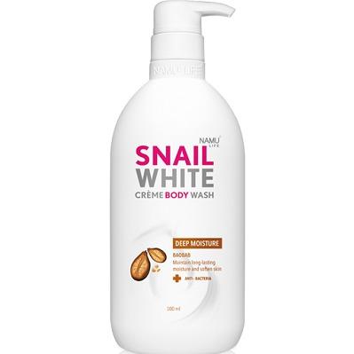 Snailwhite CREME BODY WASH DEEP MOISTURE