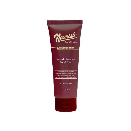 Nourish Skin Beauty Care Wrinkle Remover Facial Foam