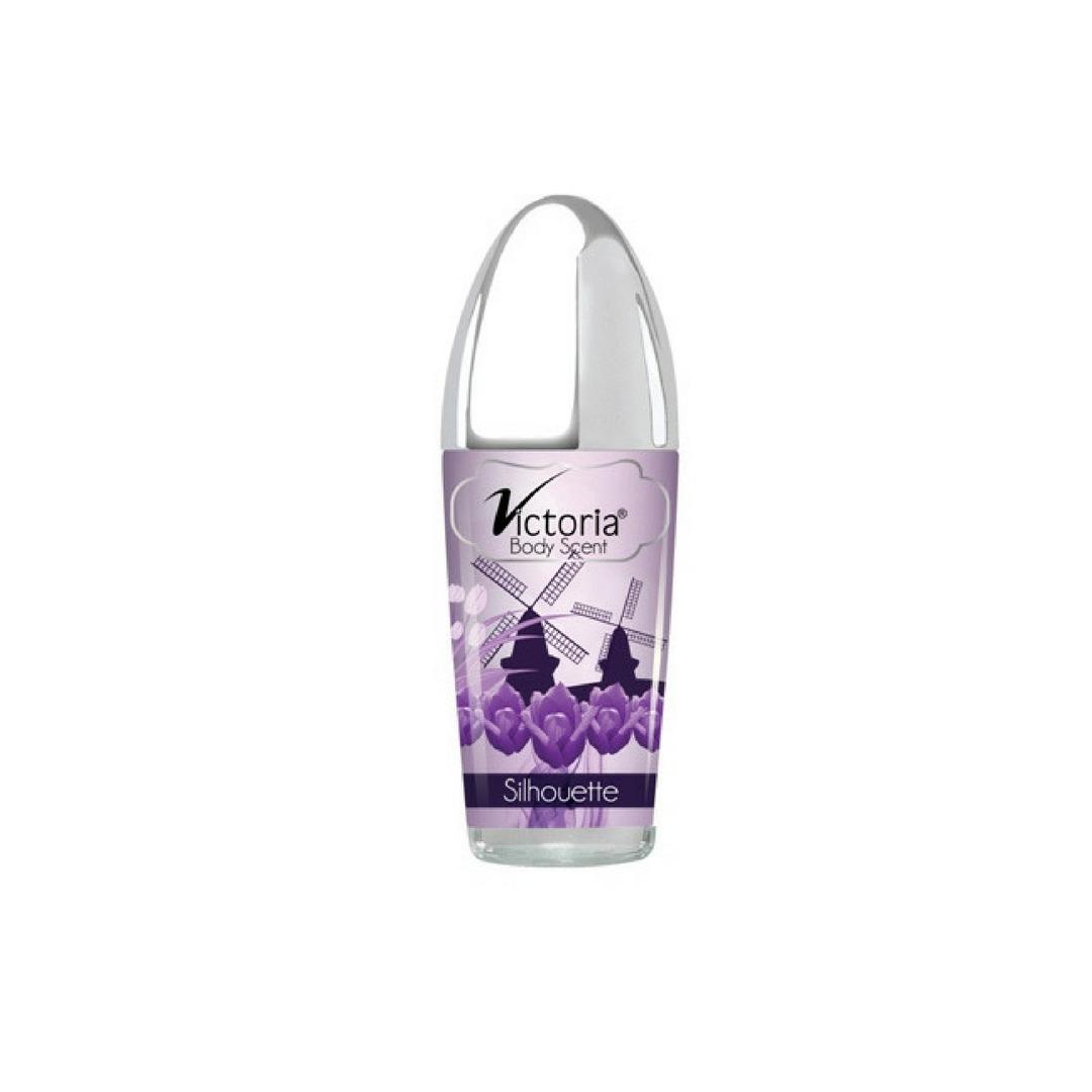 Victoria Perfumed Body Scent Silhouette