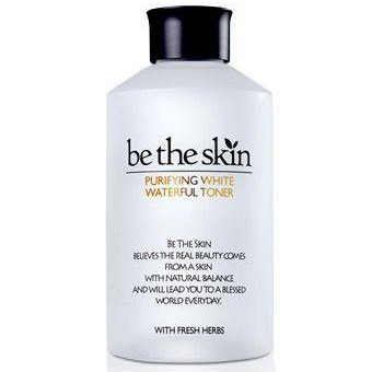 Be The Skin PURIFYING WHITE WATERFUL TONER