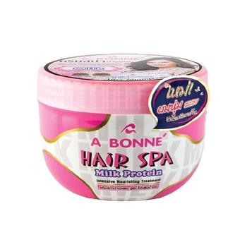 A Bonne Hair Spa Milk Protein Treatment