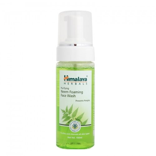 Himalaya Purifying Neem Foaming Face Wash