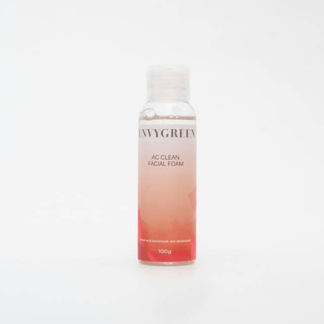 ENVYGREEN AC Clean facial foam