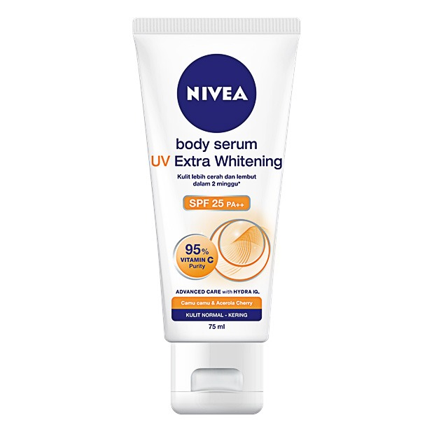 Nivea Body Serum UV Extra Whitening