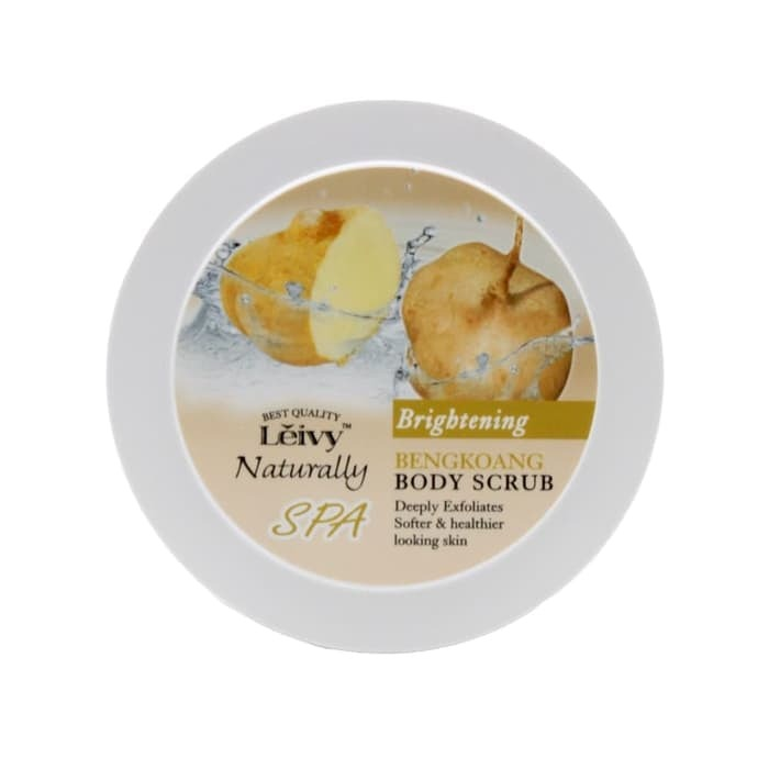 Leivy SPA Body Scrub Bengkoang