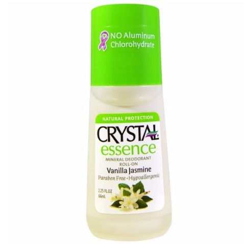 Crystal Deodorant Roll On Vanilla Jasmine