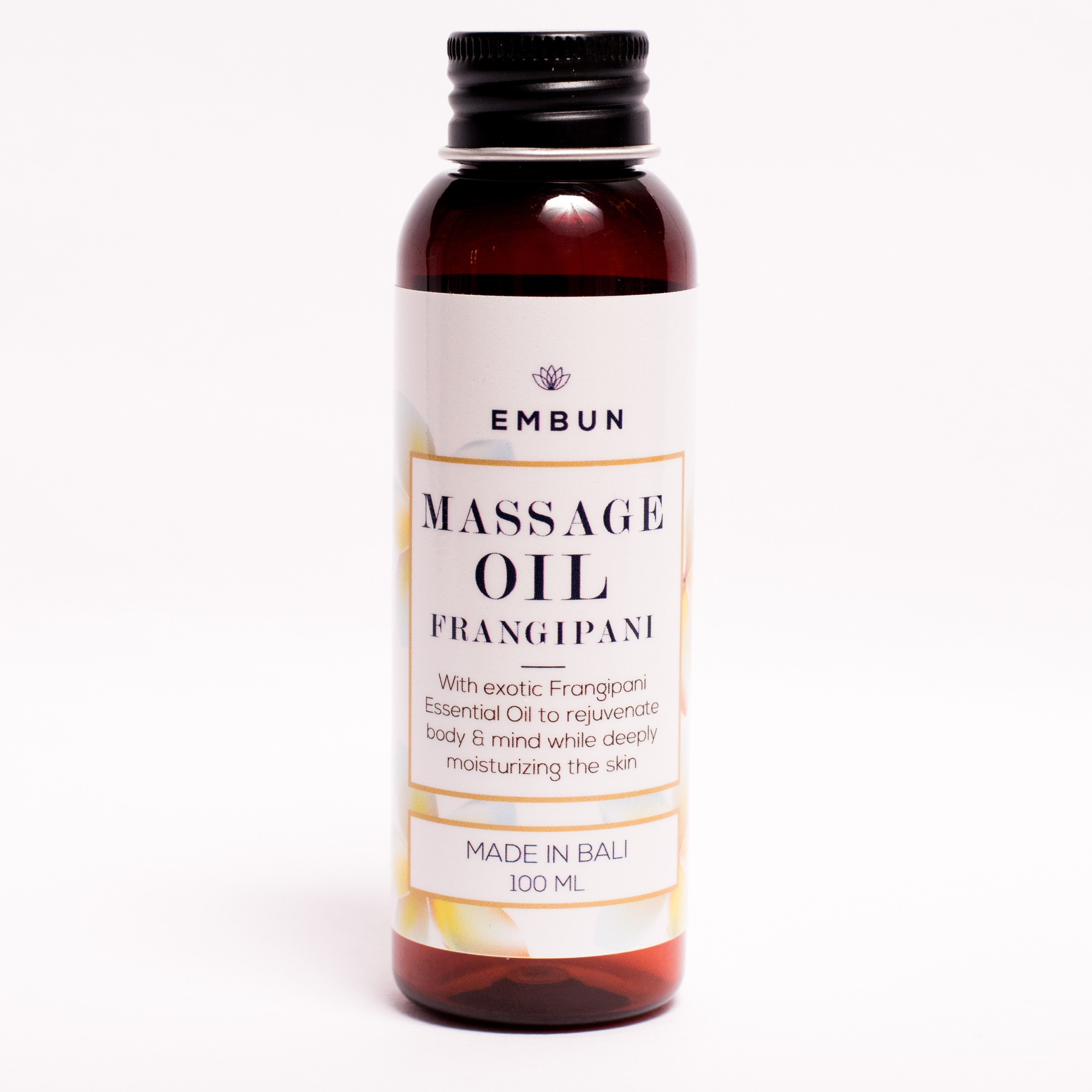 Embun Massage Oil Rejuvenating Frangipani