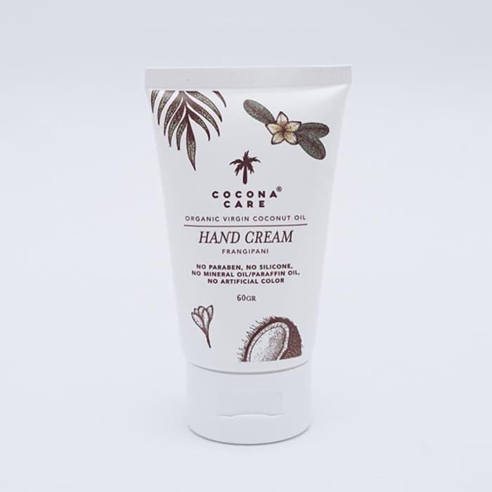Cocona Care Hand Cream - Frangipani