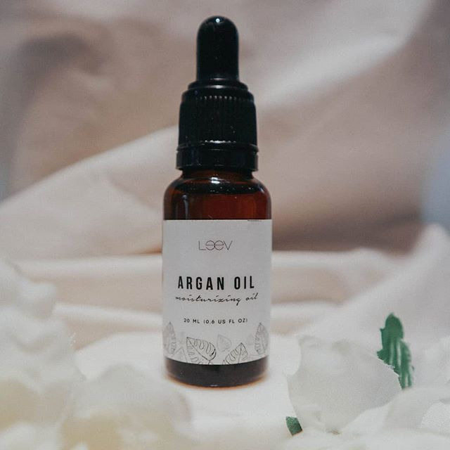 Leev Beauty Argan Oil