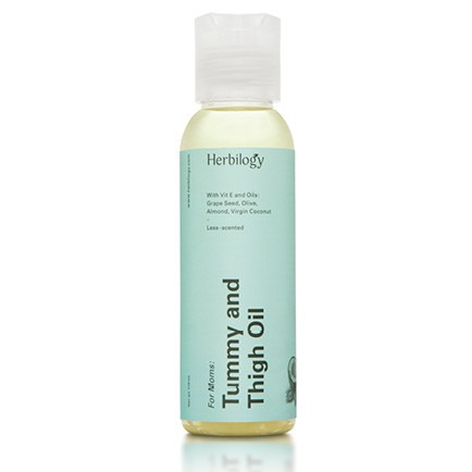 Herbilogy Tummy & Thigh Oil