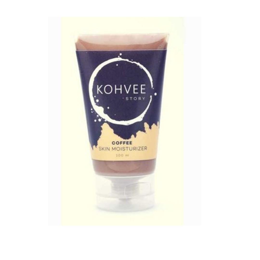 Kohvee Story Coffee Skin Moisturizer