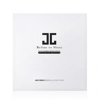 Jayjun Refine to Shine Vita Snow Mask Pack