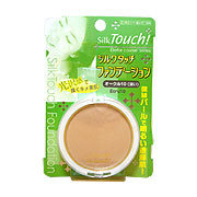Daiso Ellefar Silk Touch Foundation