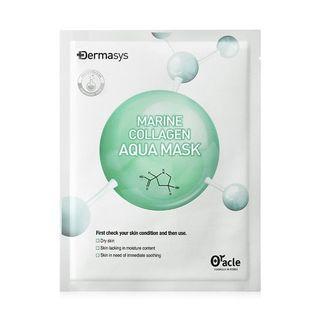 Dr. Oracle Dermasys Marine Collagen Aqua Mask