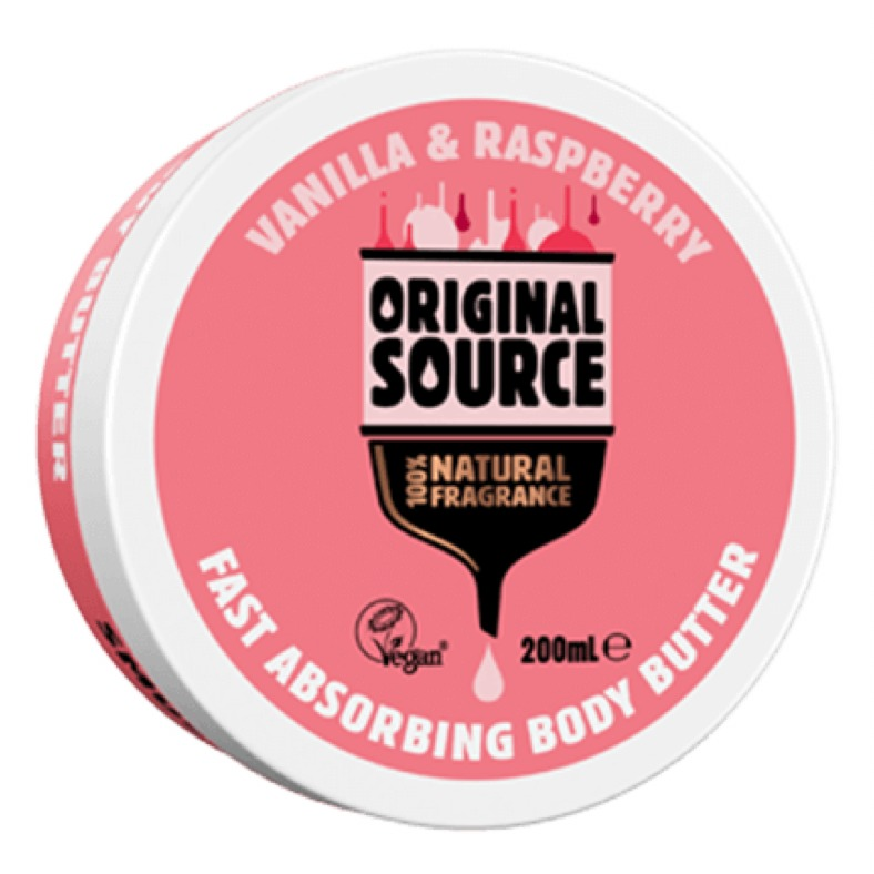 Original Source Fast Absorbing Body Butter