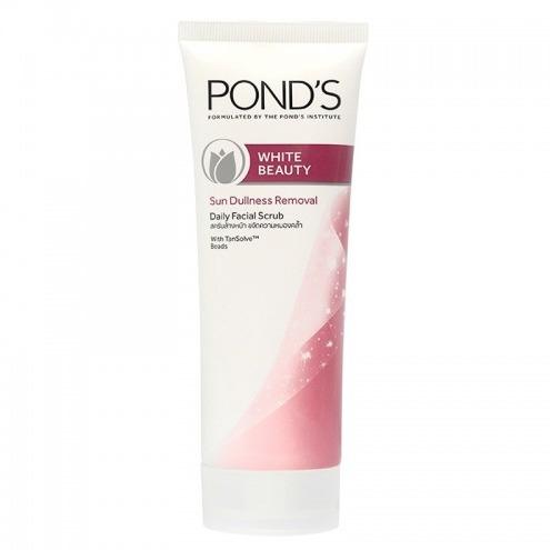 Pond's White Beauty Sun Dullness Facial Scrub