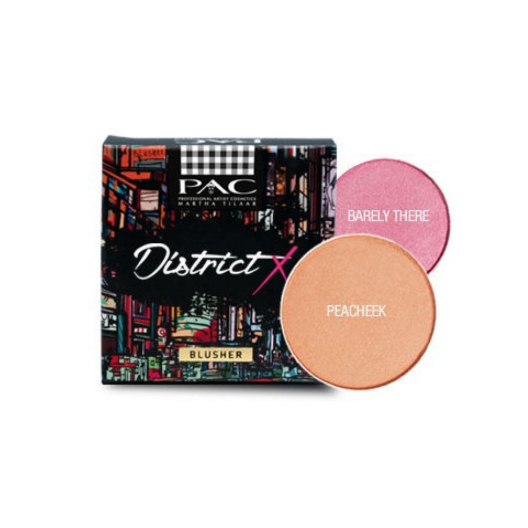 PAC Dictrict x Cheek Blusher