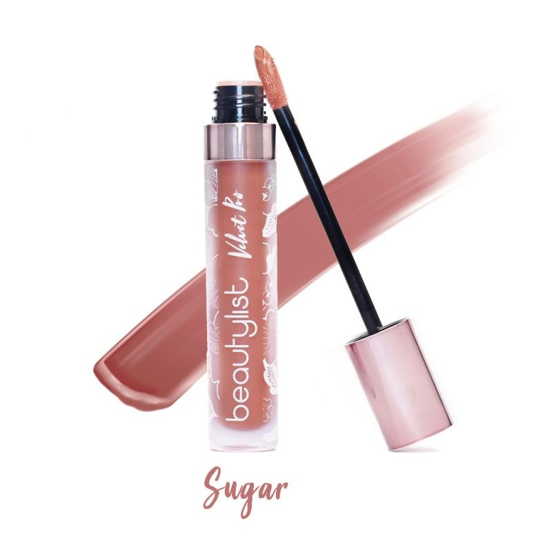 Beauty List VELVET PRO - SUGAR (Warm Peachy Nude)
