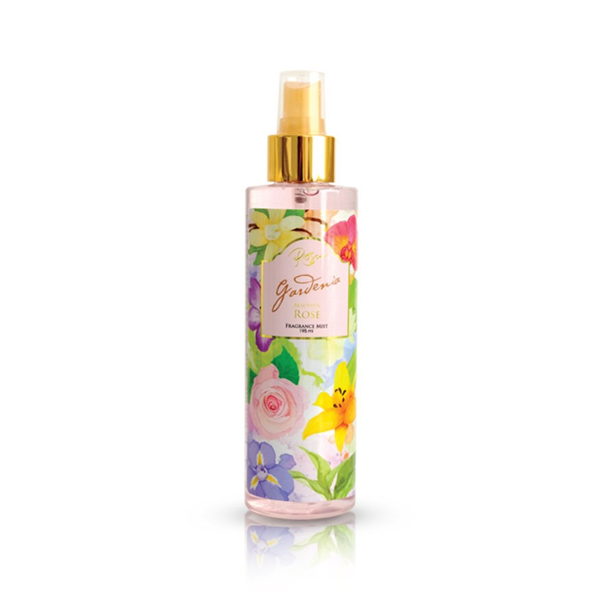ROSSA Gardenia Beautiful Rose Fragrance Mist