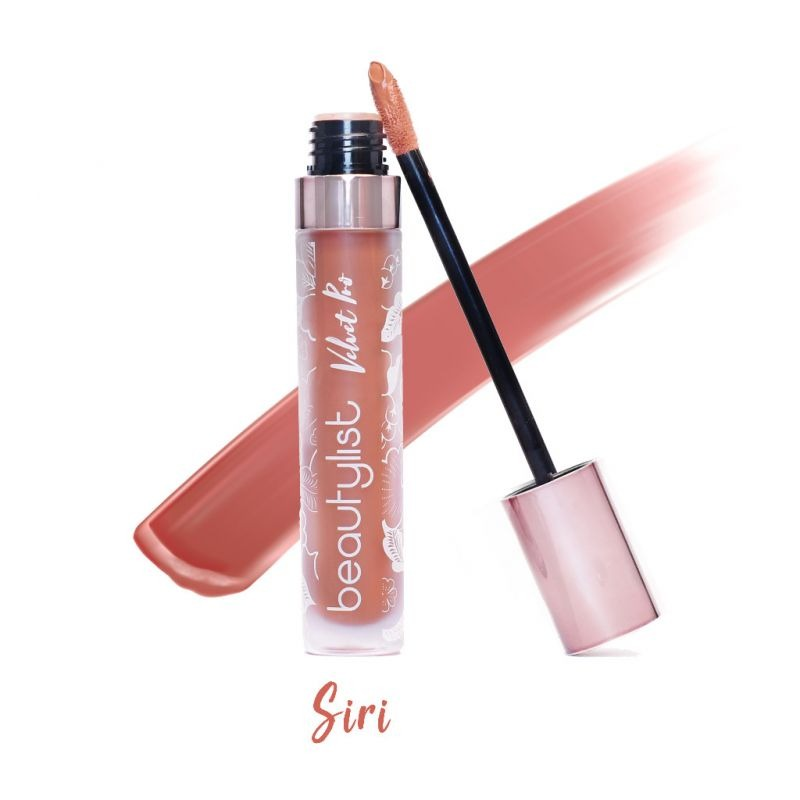 Beauty List VELVET PRO - SIRI (MUTED CORAL)