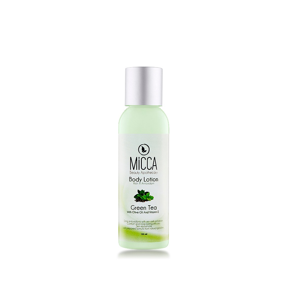 Micca Beauty BODY LOTION GREEN TEA