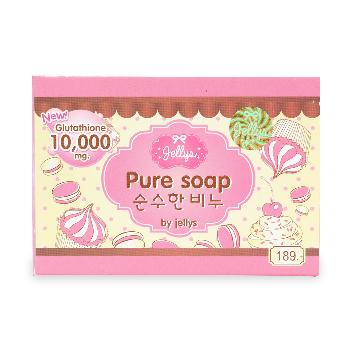 Jellys Jellys Pure Soap