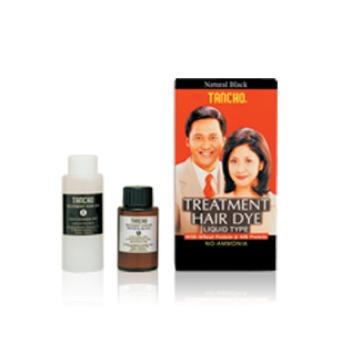 Tancho Pomade Treatment Hair Dye Natural Black