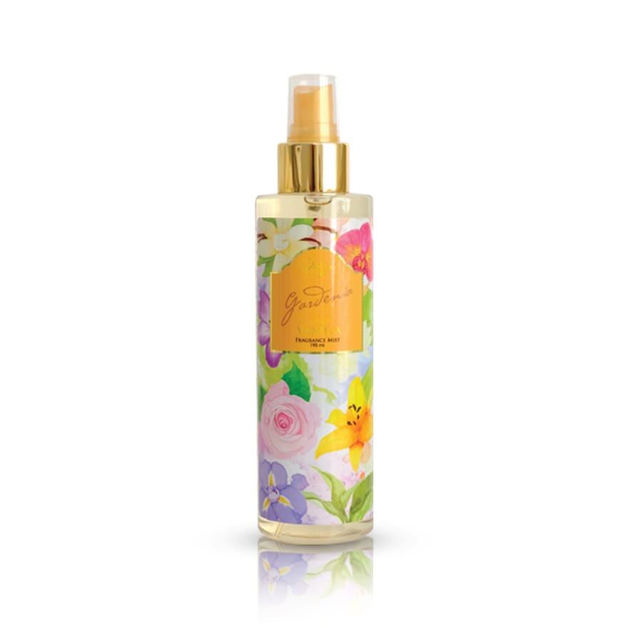 ROSSA Gardenia Lovely Vanilla Fragrance Mist