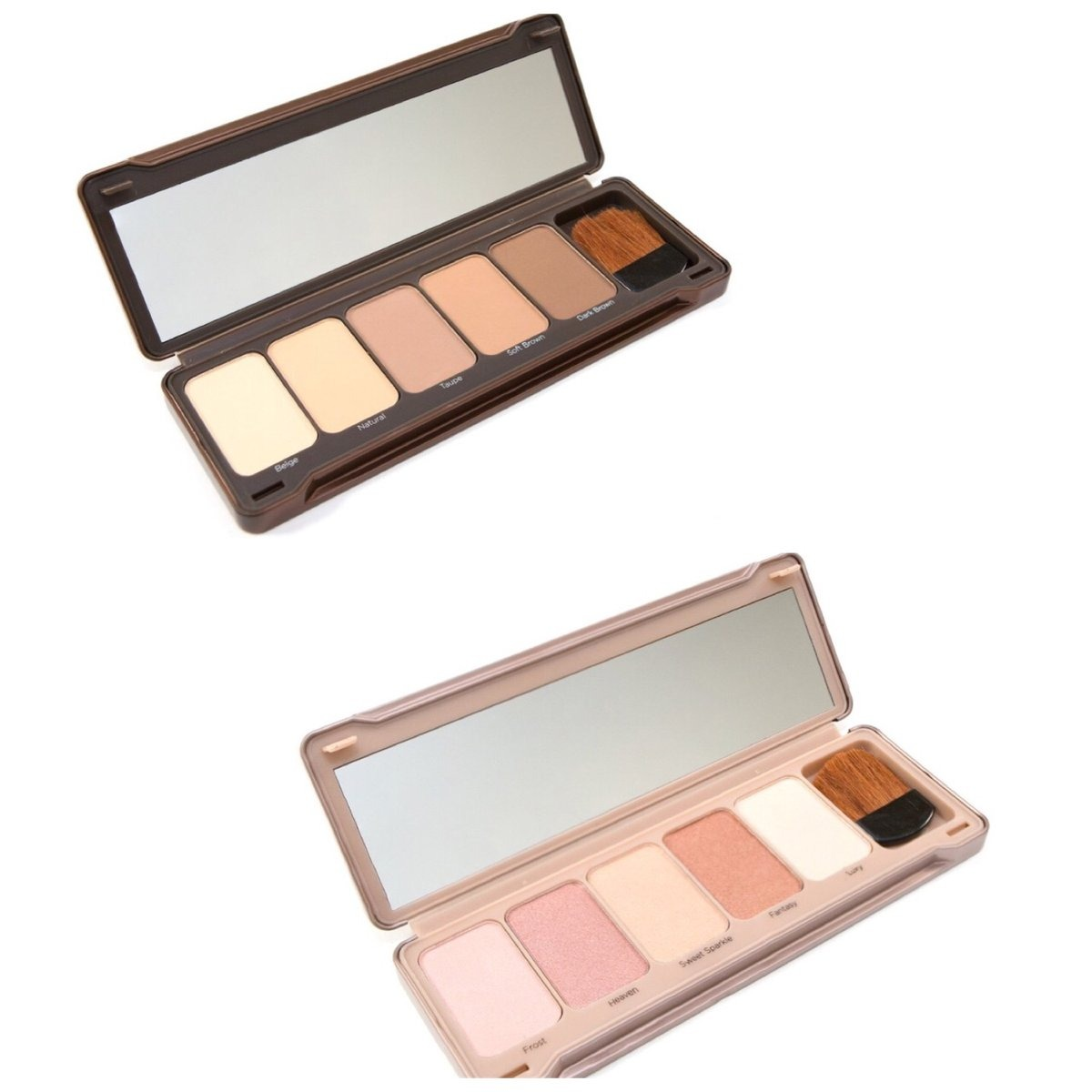 "Beauty Creation ""MORE CONTOUR"" AND ""MORE HIGHLIGHT"" DUAL (2 PALETTES)"